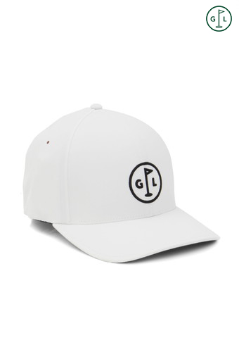 ATLAS FITTED TECH HAT/BRIGHT WHITE