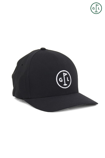 ATLAS FITTED TECH HAT/CAVIAR