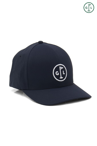 ATLAS FITTED TECH HAT/NAVAL BLUE