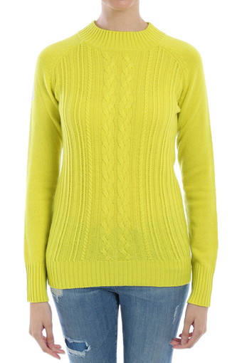 LEON SWEATER/RICH CITRON