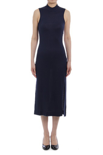 EASTWOOD DRESS/BLUE NIGHT