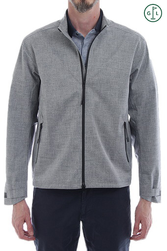 HIGHLAND TECH JACKET/HEATHER GREY