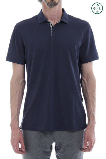 BERRIAN POLO/NAVAL BLUE