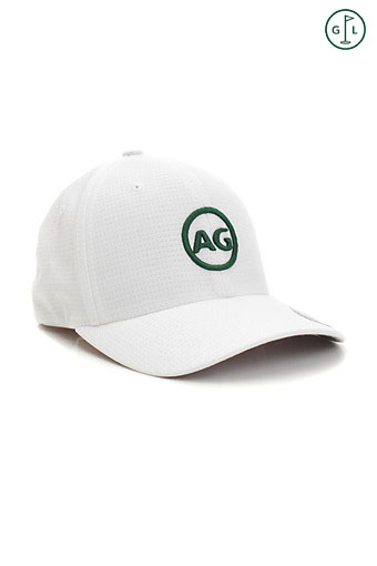 THE AG HAT/BRIGHT WHITE