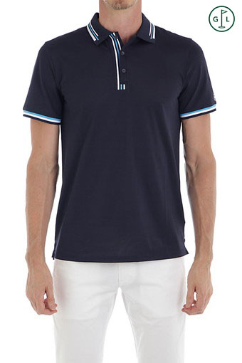 THE OVERLAND POLO/NAVAL BLUE