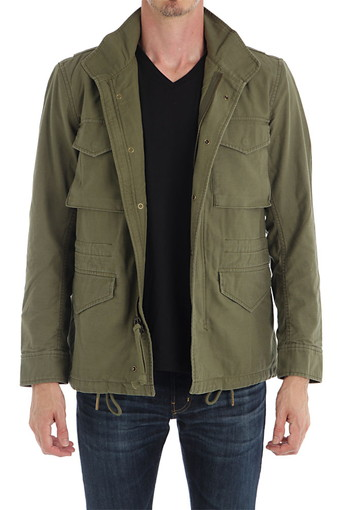 JAMESON FIELD JACKET/CLIMBING IVY