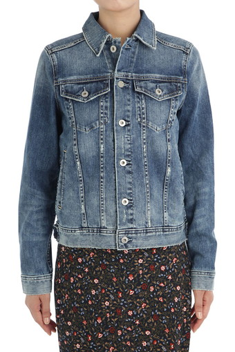 MYA JACKET/10Y MAGNETIC BLUE