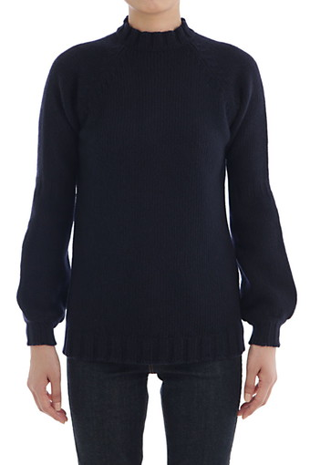 EDIE SWEATER/GALAXY NAVY
