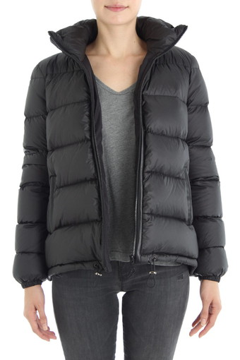 TATIANA PUFFER/TRUE BLACK
