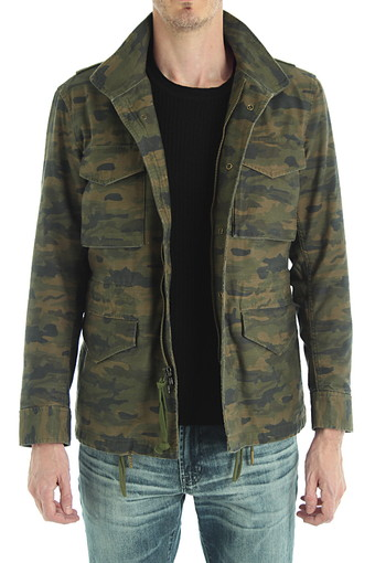JAMESON FIELD JACKET/CLIBMING IVY CAMO