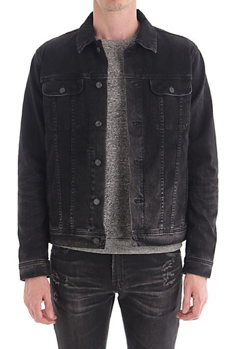 DART JACKET/9YEARS CLOUDED