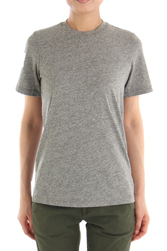 GRAY BOY TEE/SPECKLED HEATHER GRY