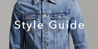 STYLE GUIDE MENS