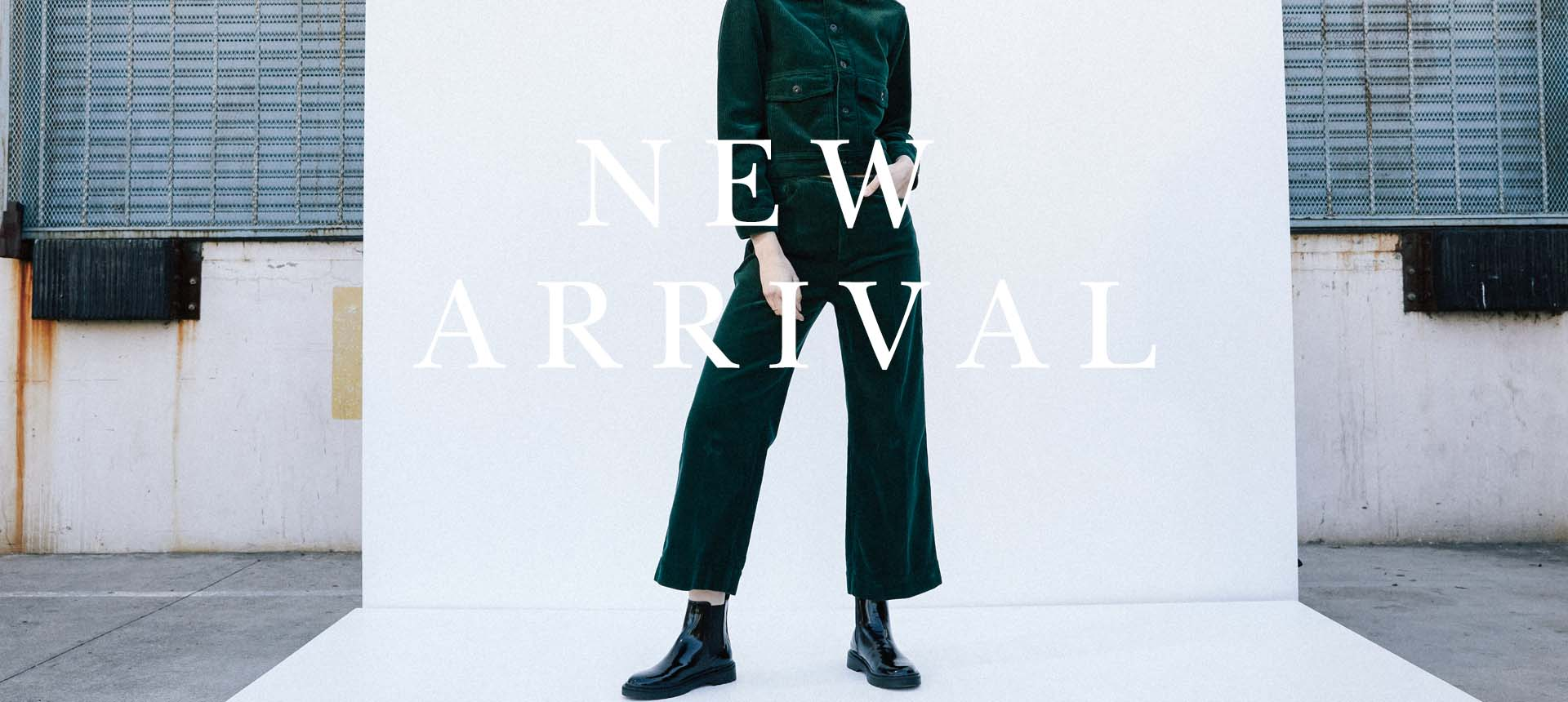 18SS NEW ARRIVALS