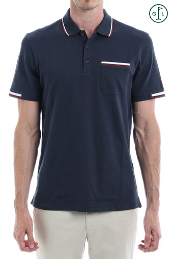 NILS POLO/NAVAL BLUE