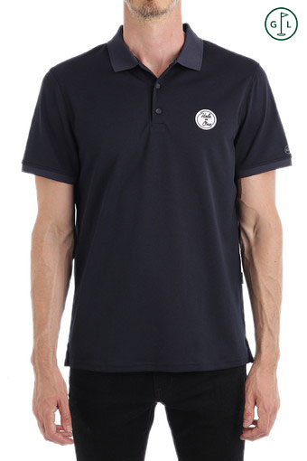 HOLE-IN-ONE PTH POLO/NAVAL BLUE
