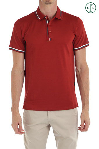 THE OVERLAND POLO/BARN RED
