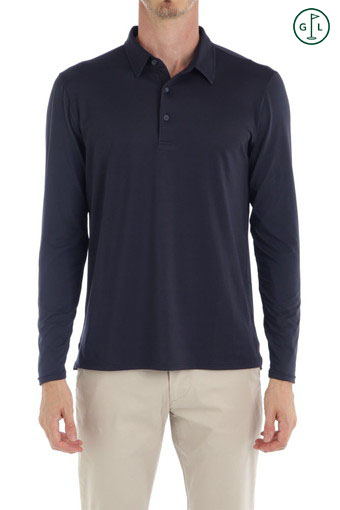 THE BULWARK POLO/NAVAL BLUE