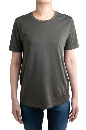 GRAY BOY TEE/ASH GREEN